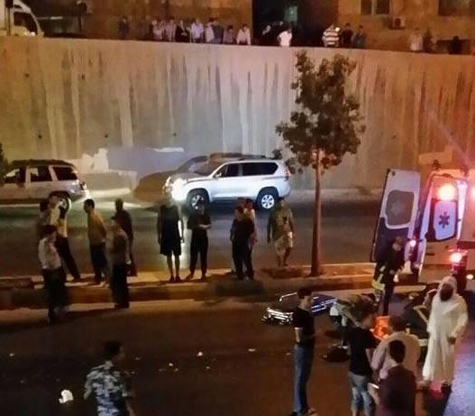 الأغوار الشمالية: سائق مركبة يدهس شاب عشريني ويلوذ بالفرار