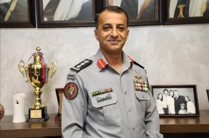 العقيد احمد الغويري مديراً للأمن الوقائي ..  ألف مبارك