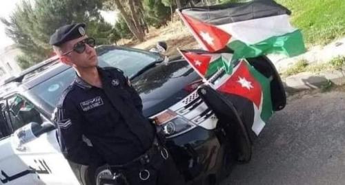 الأمن ينعى الوكيل الذيابات ويؤكد القبض على شخصين بمركبة دهسته