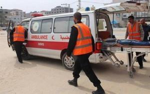 مصرع مواطن وإصابة 4 آخرين في غزة