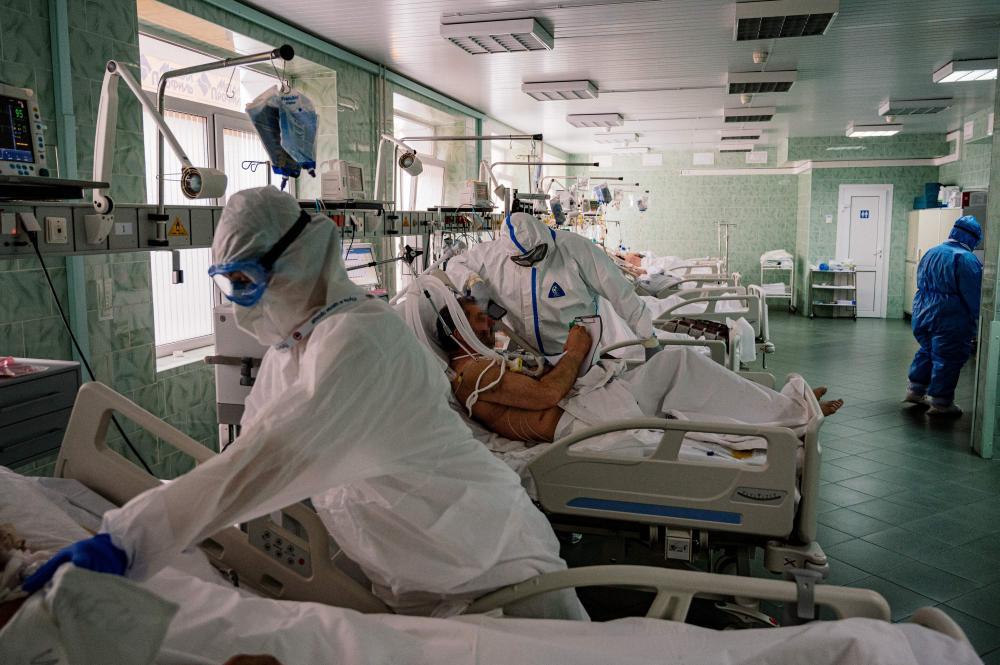 إصابات كورونا تتخطى 461 ألفا في الشرق المتوسط