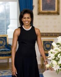 بالفيديو ..  ميشيل أوباما ترقص على الهواء