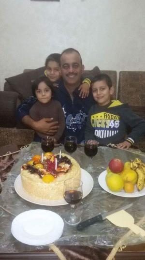 عيد ميلاد سعيد زوجي الحبيب
