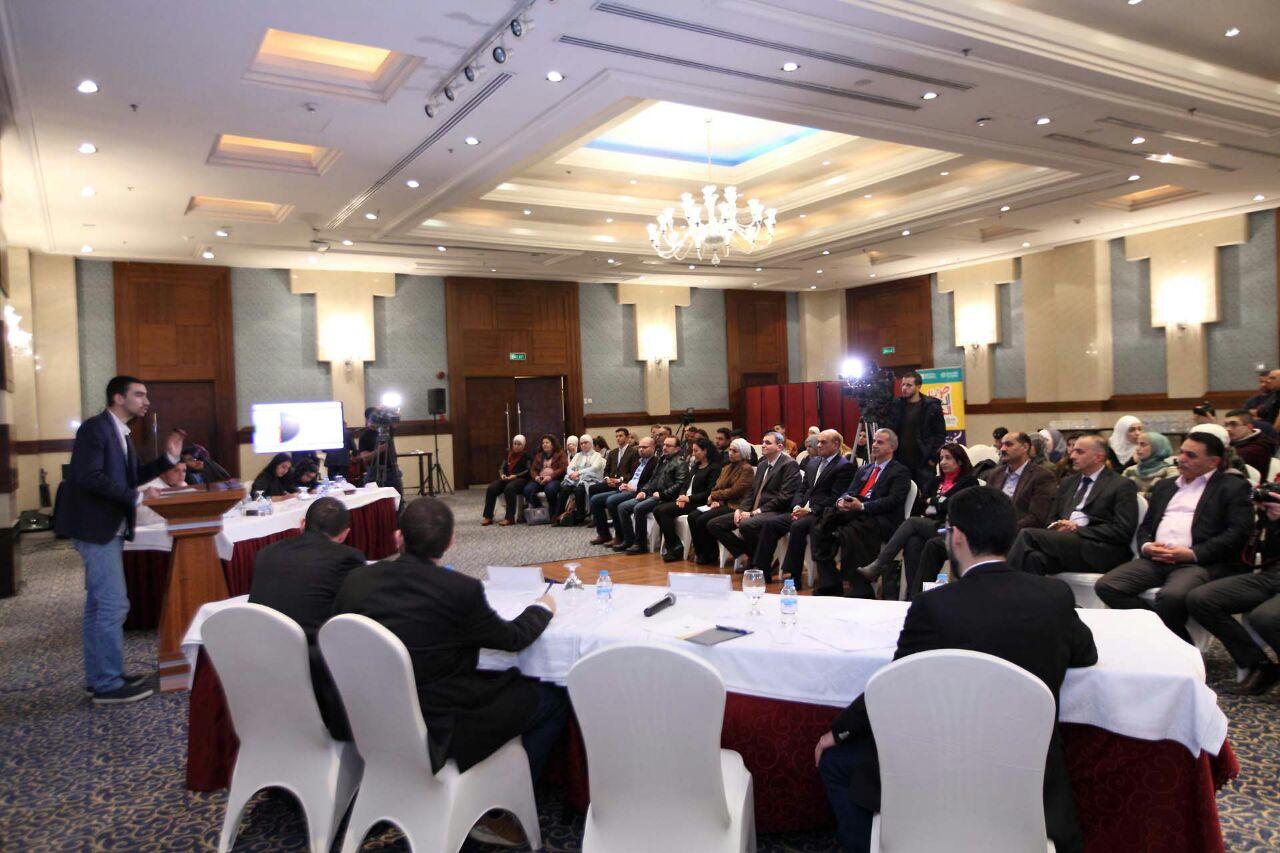 اختتام بطولة مناظرات الأردن الثانية لعام 2017