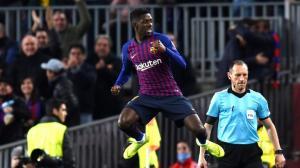 نادي برشلونة يحظر على ديمبلي إغلاق هاتفه المحمول نهائيًا