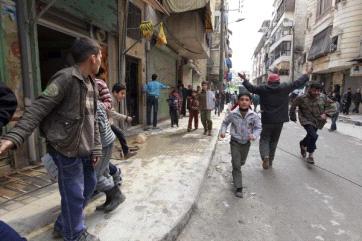 المعارضة السورية تشكل حكومة لإدارة المناطق المحررة