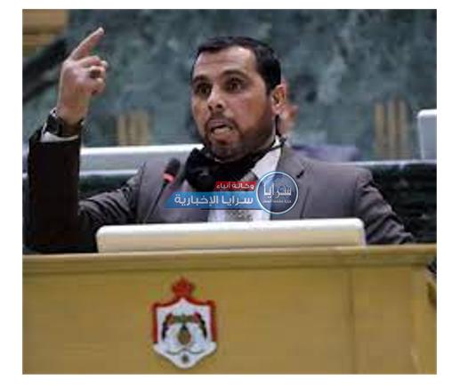 النائب إسماعيل المشاقبة يوجه 3 اسئلة هامة لرئيس ديوان الخدمة المدنية  ..  وثائق