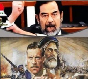 ما هو الفيلم الذي انتجه صدام حسين قبل 35 عاماً ولم يشتريه أحد ؟