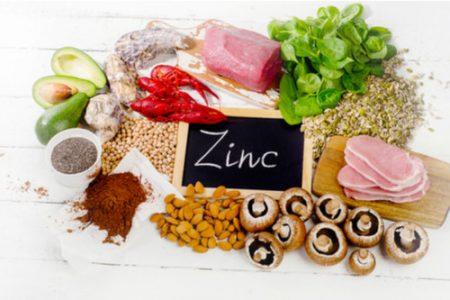 اطعمة غنية بالزنك وأهميته لصحة الجسم