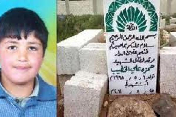 بعد وفاته بخمس سنوات  .. بشار الأسد: لم نعذب حمزة الخطيب