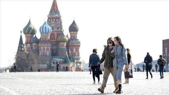روسيا: 168 وفاة جديدة و 6632 إصابة بكورونا