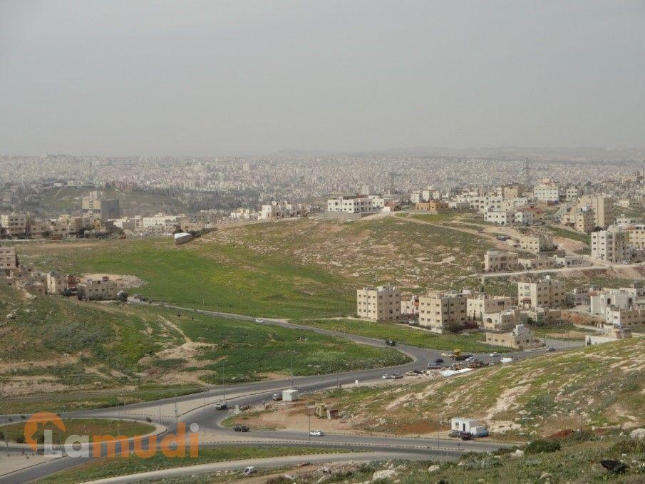 أرض مميزة في منطقة ابو علندا الجديدة 500م