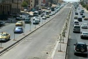 الامانة تنشر خريطة توضح مسار الباص السريع  ..  صورة