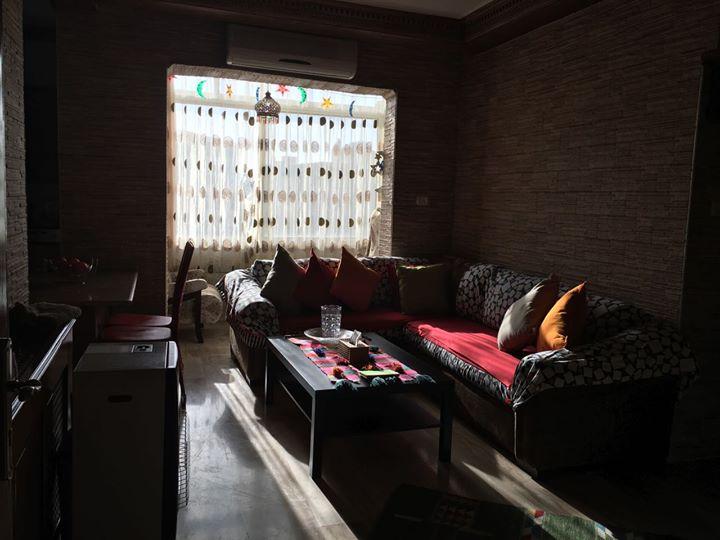 شقة للبيع ذات اطلالة مميزة في ضاحية الرشيد