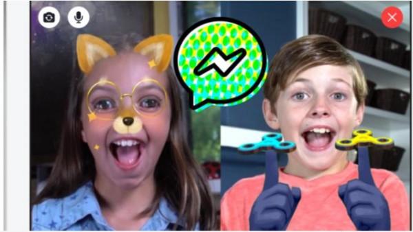 فيسبوك تصدر ماسنجر خاصاً بالأطفال
