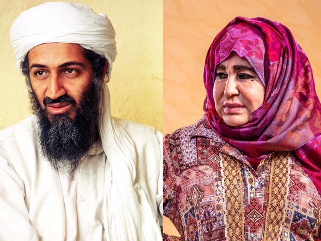 بعد 7 سنوات على مقتله  .. تعرف على قصة زيارة علياء غانم لابنها أسامة بن لادن في أفغانستان