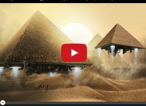 بالفيديو تعرف بناء الأهرامات التي