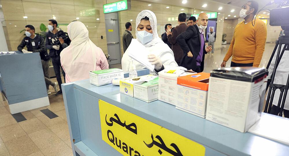 الصحة المصرية: تسجيل و فاة و 40 إصابة جديدة بفيروس كورونا