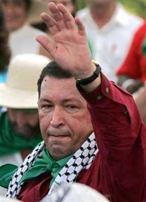 انباء حول وفاة رئيس فنزويلا هوجو تشافيز بعد صراع مع السرطان