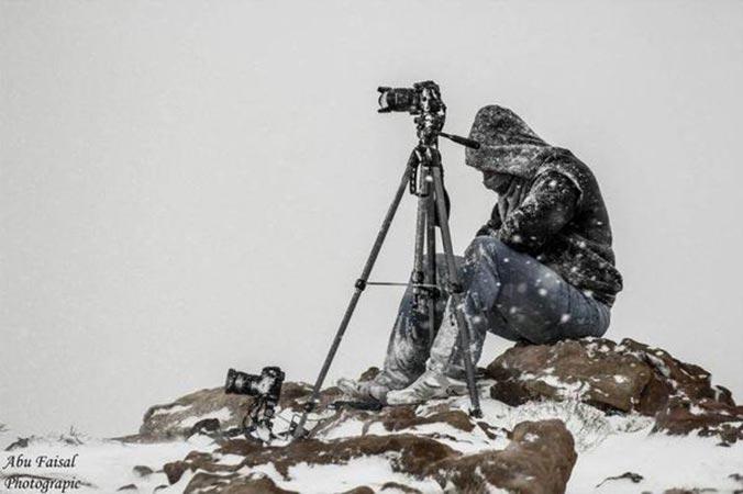 موقع عالمي يختار صورة سعودي ضمن أفضل الصور بالعالم!