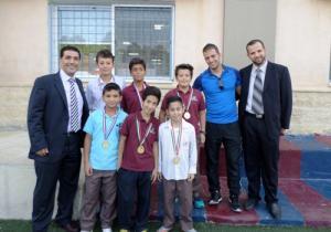بطولة الصاعقة لطلاب مدارس النظم الحديثة
