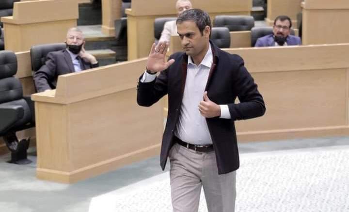 النائب اسامة العجارمة يعلن تقديم استقالته من مجلس النواب