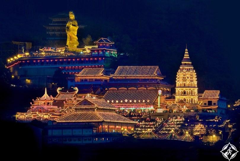 بالصور ..  7 أشياء فريدة يمكنك القيام بها عند السفر إلى بينانج