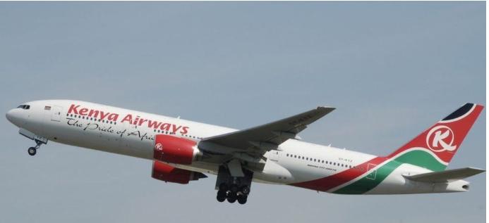 رجل يختبئ في بطن طائرة من كينيا ويسقط متجمدا في حديقة في لندن