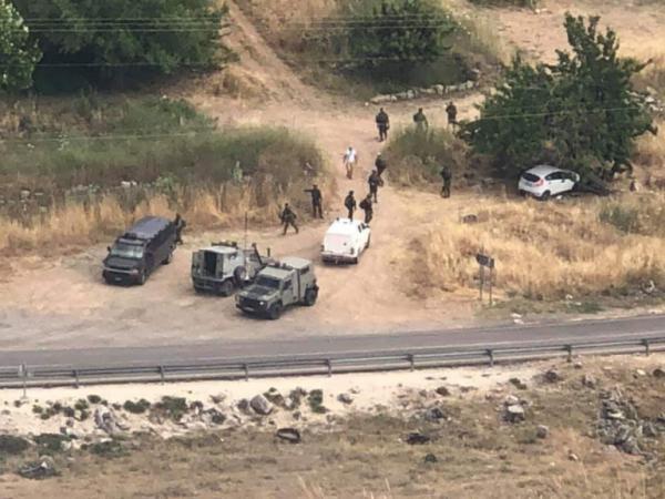 استشهاد فلسطيني برصاص الاحتلال شمال غرب رام الله