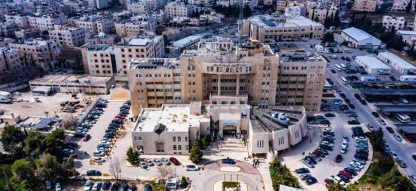 تعليق الدوام في مبنى وزارة الاشغال الرئيسي الخميس