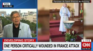 الادعاء الفرنسي يؤكد أن القسيس جاك هامل نُحرت عنقه بسكين خلال هجوم الكنيسة في نورماندي