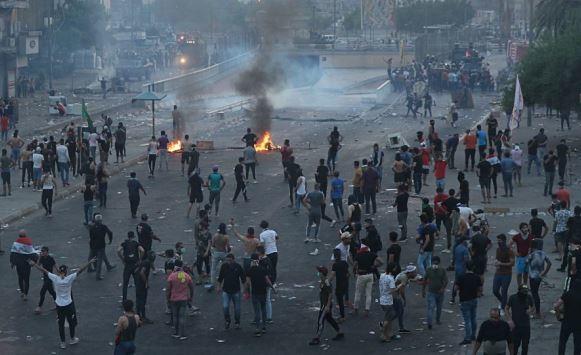 (3) قتلى باشتباكات مع الأمن العراقي ببغداد