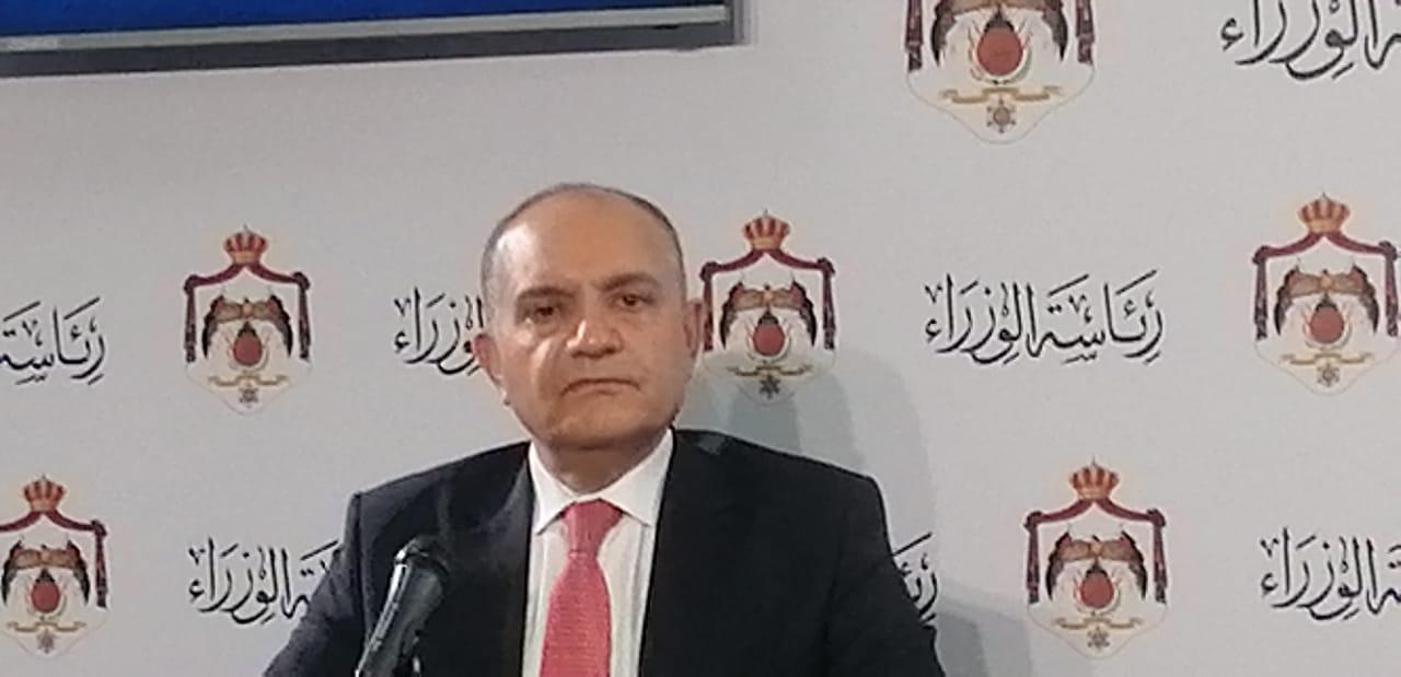 مؤتمر صحفي لوزير الاعلام للحديث عن مستجدات خطة عودة الأردنيين من الخارج