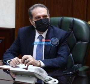 مطالبات بإقالة وزير الصحة بعد وفاة الطفلة لين  ..  صور