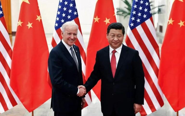 على خطى ترامب ..  بايدن يعاقب شركات صينية جديدة