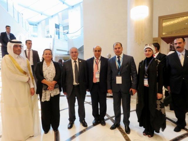 افتتاح المؤتمر الدولي السابع للسمع والتوازن بتنظيم من جامعة عمان الأهلية والأكاديمية العربية وجامعة لوبك
