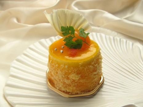 طريقة تحضير وعمل كيكة البرتقال Orange Cake