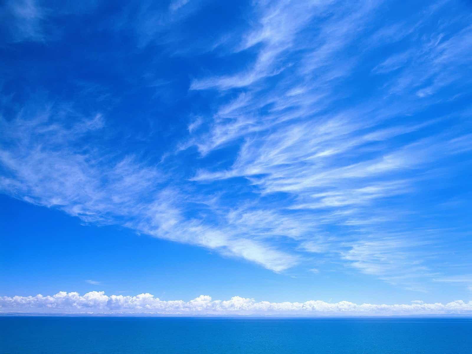 تفسير حلم السماء الصافية لابن سيرين