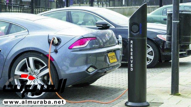 تعرف على آلية عمل السيارات الكهربائية وطرق شحنها