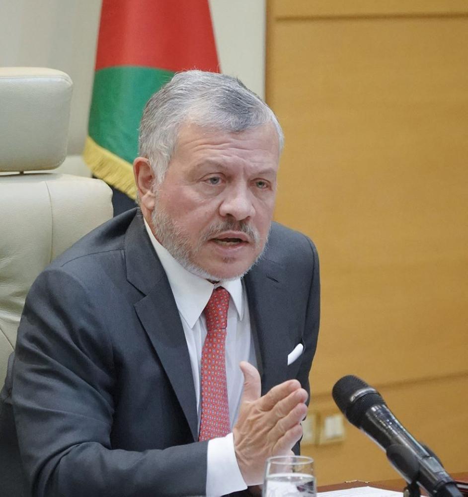 تصريحات الملك تعكس الموقف الاردني تجاه القضية الفلسطينية