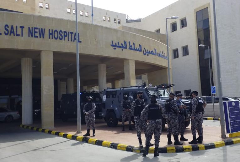 """توقيف 4 مسؤولين جدد في وزارة الصحة بقضية """"مستشفى السلط"""""""