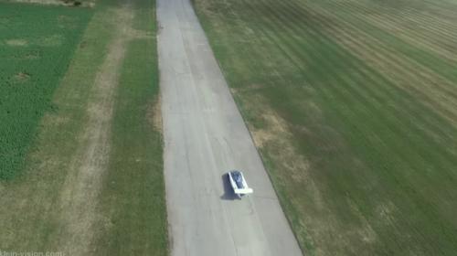 """سيارة مبتكرة تتحول إلى """"طائرة"""" في غضون 3 دقائق """"تُطرح"""" للبيع قريبا (فيديو)"""