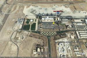 طائرات اسرائيلية تقصف محيط مطار دمشق الدولي