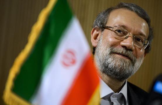 اصابة رئيس البرلمان الايراني علي لاريجاني بفيروس كورونا