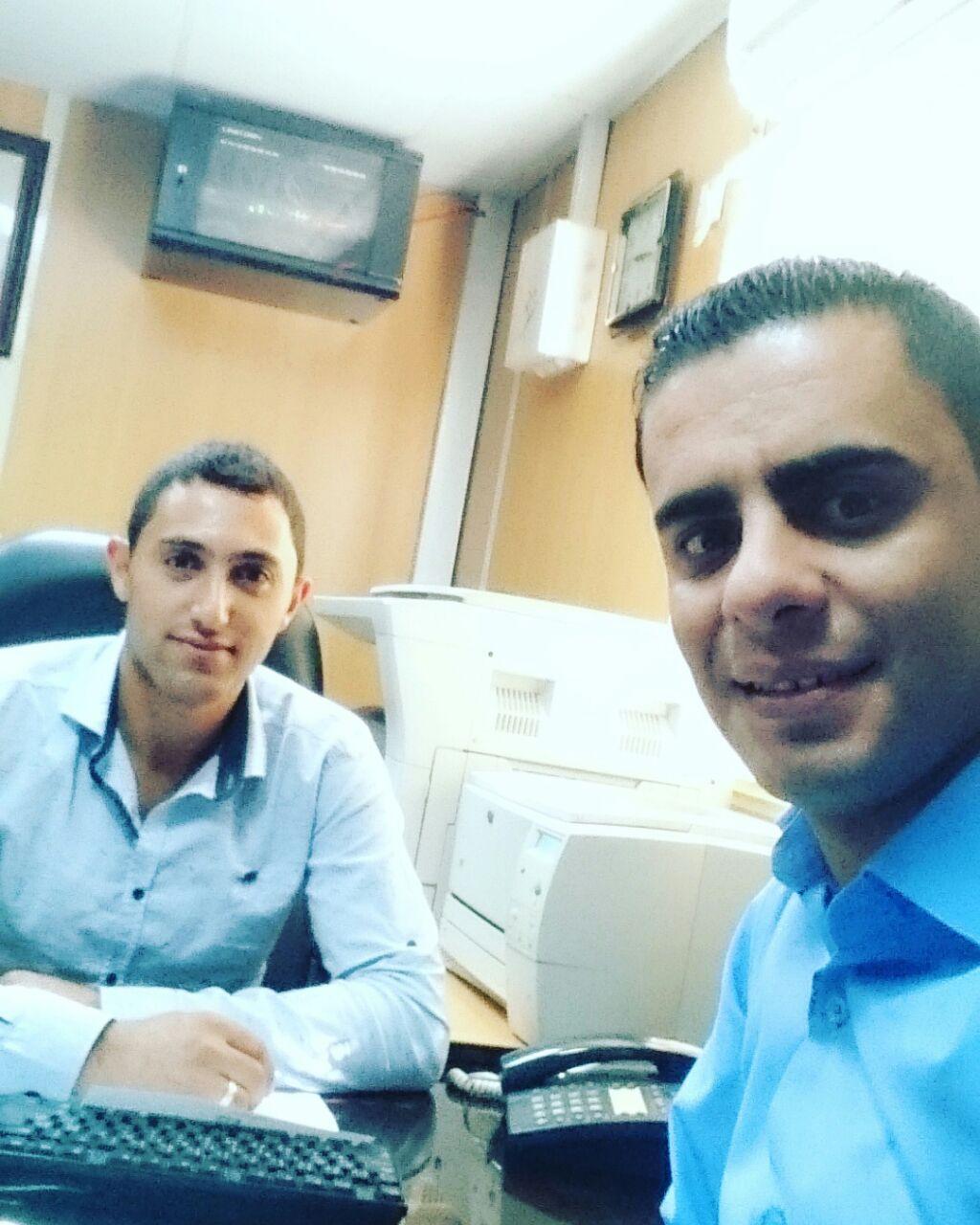 محمد عز الدين ..  مبارك الزفاف
