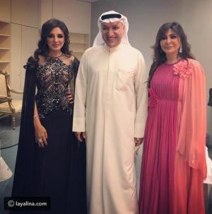 سر توقف إليسا عن الغناء فجأة بحفلها في جدة: وانتقاد فستانها بشدة