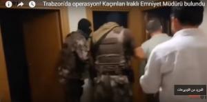 الشرطة التركية تُحرر مسؤولًا عراقيًا اختُطف شمال البلاد  .. فيديو