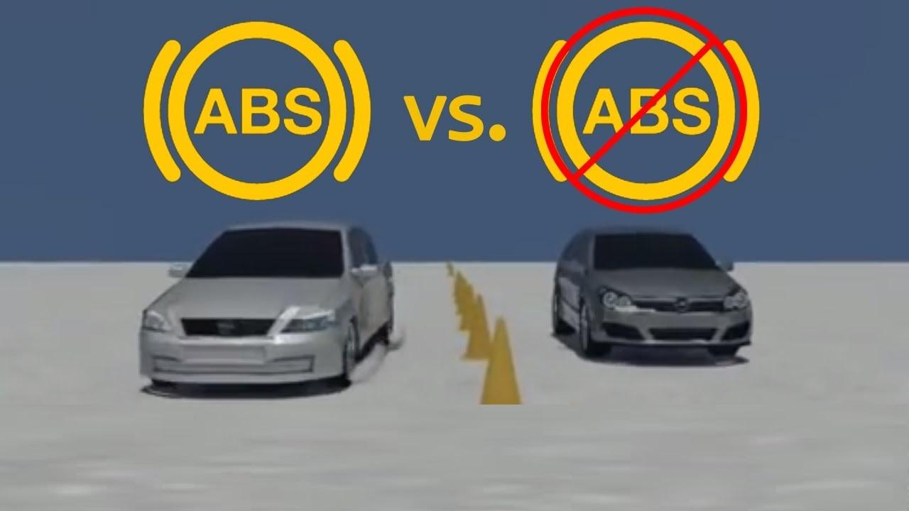بالفيديو .. نظام الABS / مانع الإنغلاق