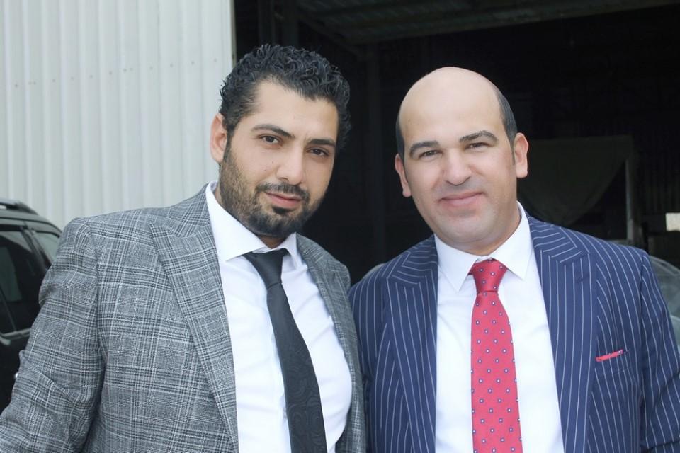 بالصور  .. حفل زفاف المهندس محمد نصير الزغول