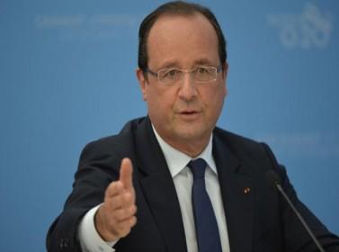 هولاند: سنعاقب دمشق إن لم تلتزم بتعهداتها